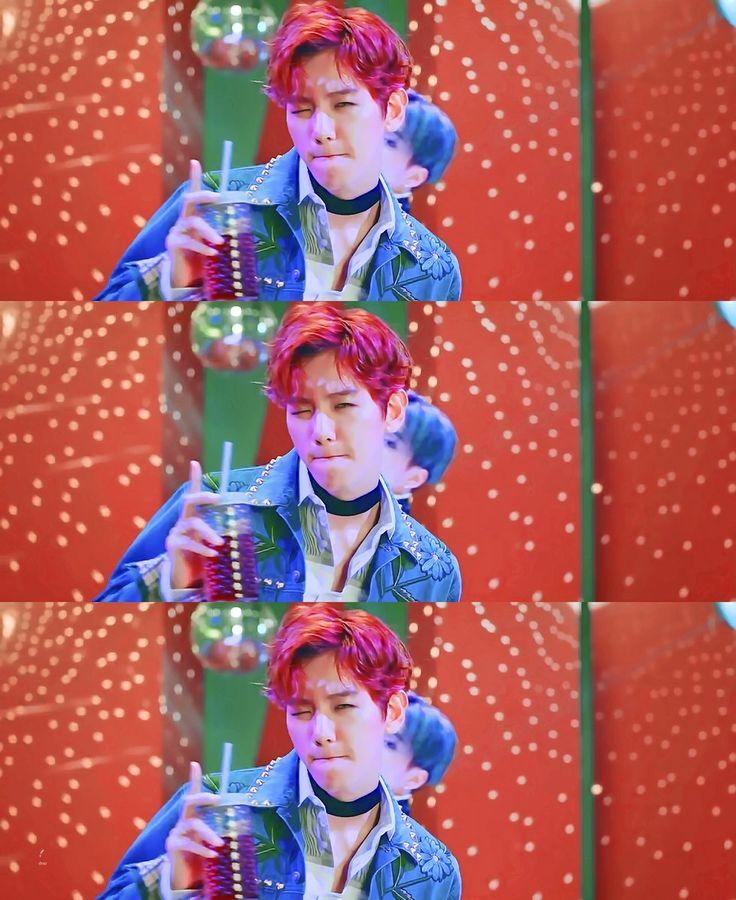 Baekhyun CBX - EXO  ♡(●♡∀♡)