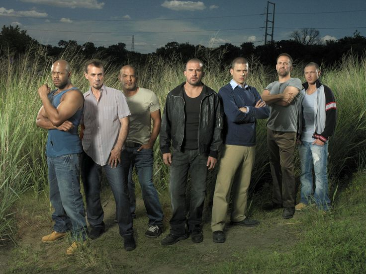 The boys of Prison Break