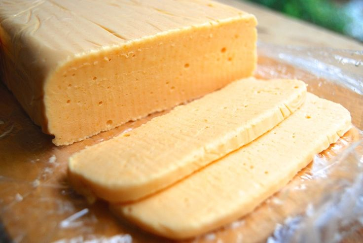 Homemade velveeta cheese---REALLY easy and quick and ready to use for those recipes that must be made with it like chili con queso dip; broccoli cheese casserole; broccoli cheese soup (Ann's recipe).