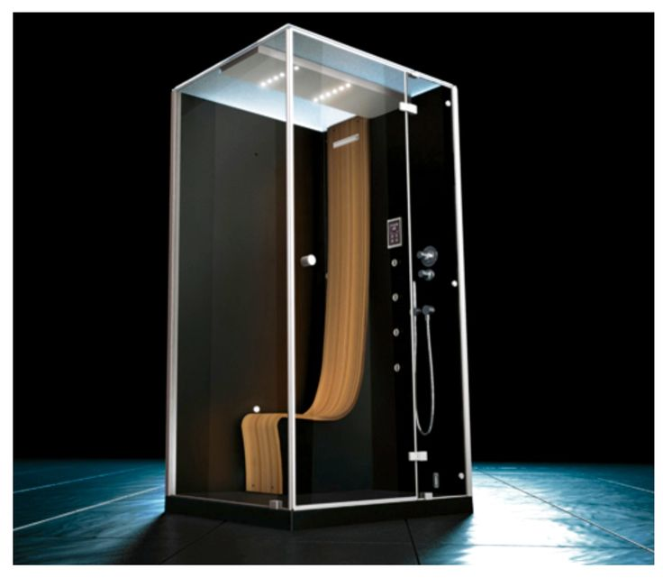 Jacuzzi douche morphosis omega douche au design pininfarina 4 enerjets si ge - Cabine de douche avec radio ...