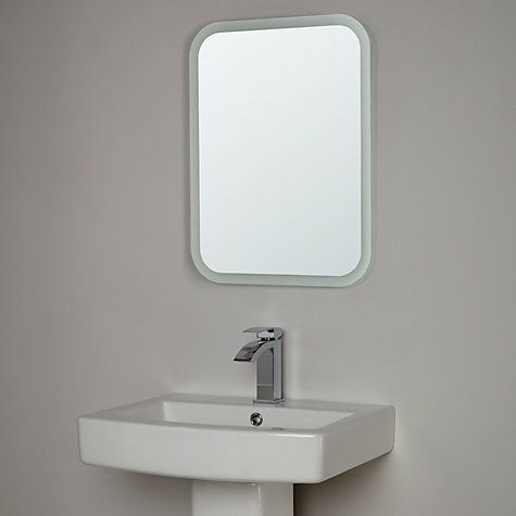 Buy Design Project By John Lewis No025 Wall Mirror Online At Johnlewis