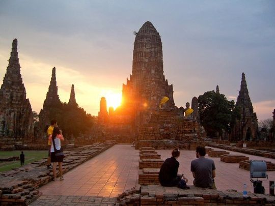Really great article on Thailand for first time travellers.