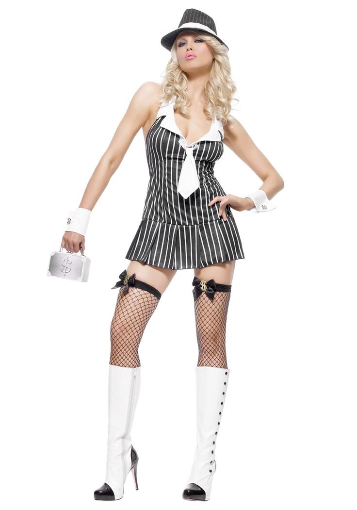 Miss Mafia Costume