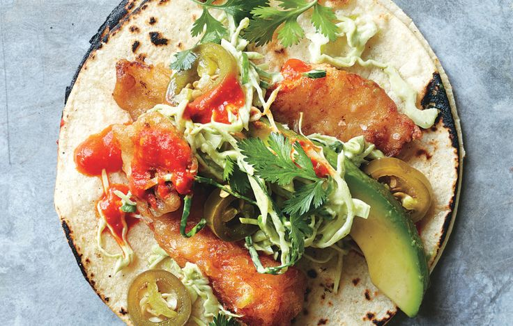 How to Make Fish Tacos: A Step-by-Step Guide photo