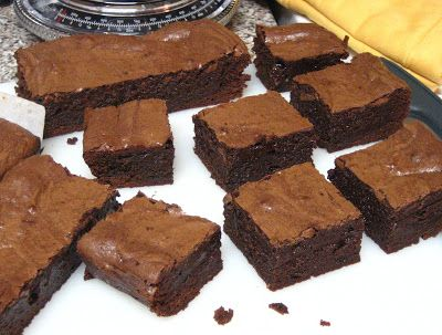 Spicy Caramel Popcorn Mexican Chocolate Brownies Recipes ...