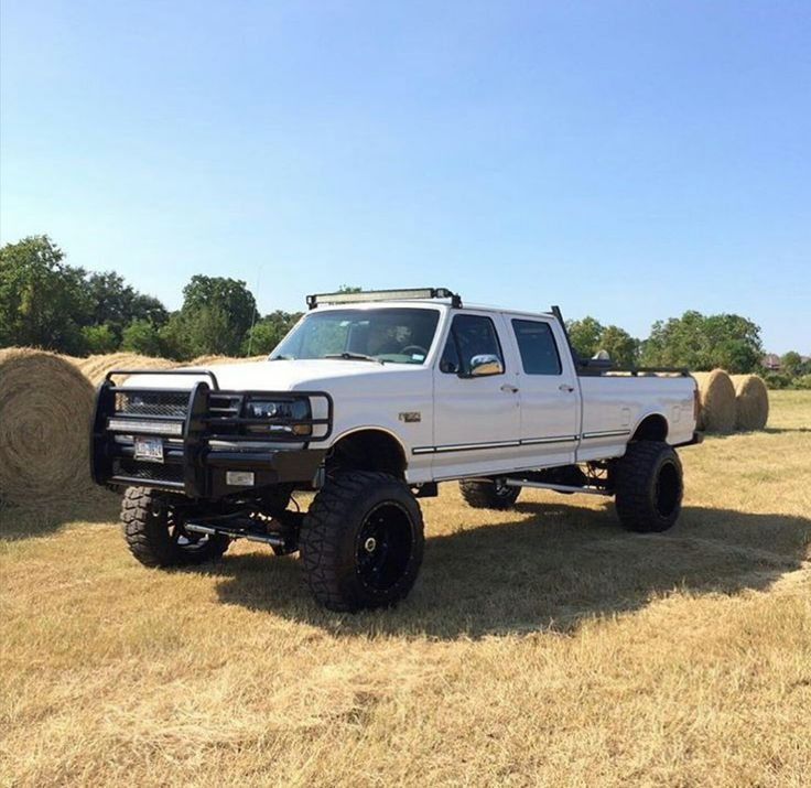 OBS Ford crew cab