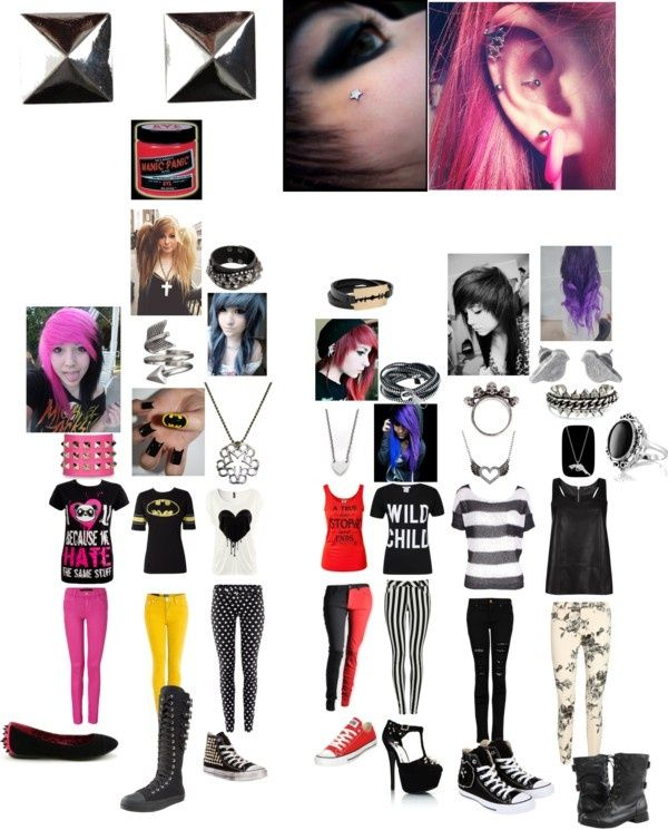 17 Best images about scene outfits on Pinterest | Emo ...