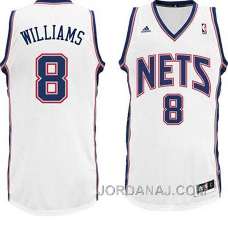 http://www.jordanaj.com/deron-williams-new-jersey-nets-8-revolution-30-swingman-home-jersey.html DERON WILLIAMS NEW JERSEY NETS #8 REVOLUTION 30 SWINGMAN HOME JERSEY Only 79.43€ , Free Shipping!