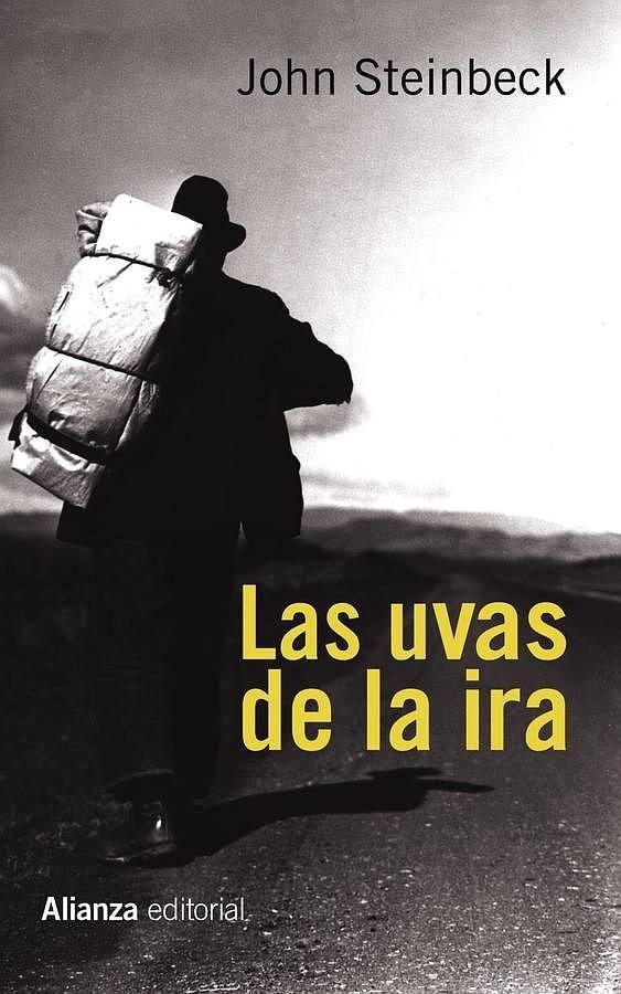 Las uvas de la ira. Diez clásicos que intentaron prohibir (o retirar de las librerías) - Libros - abc.es