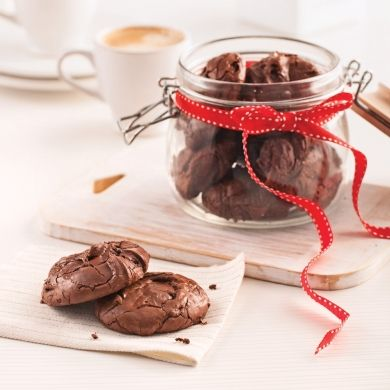 Biscuits-brownies - Recettes - Cuisine et nutrition - Pratico Pratique