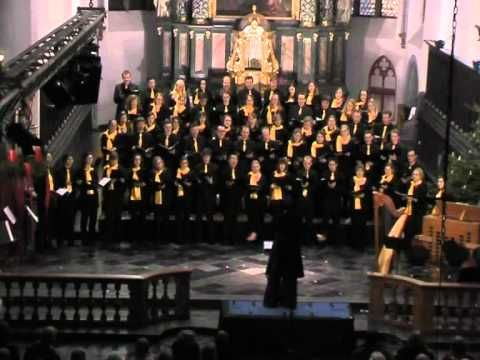 Christmas songs from Germany - Lo, how a Rose eer blooming (Es ist ein' Ros' entsprungen) - YouTube