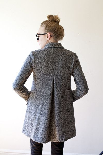 (This coat is killing me.) Poppy von Furlich Urban Meadows coat, $435.00
