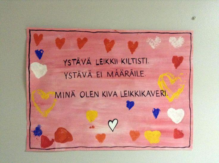 valentine nursery song