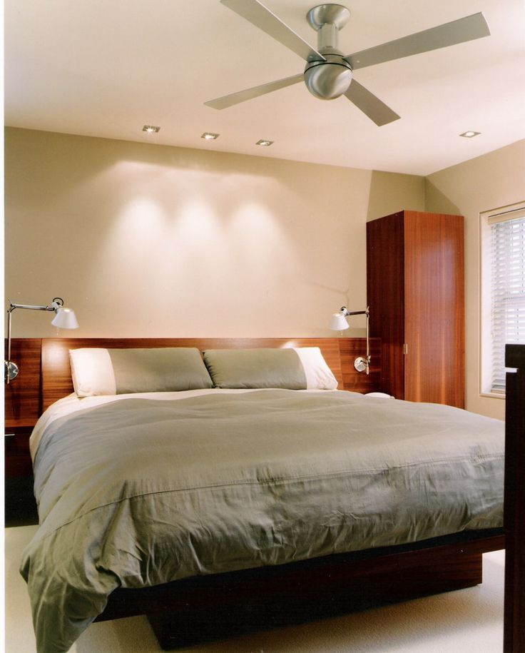 Custom bedroom, bed and built-ins accented by silk sheets. #design #interiors #interiordesign #designinspiration #toronto