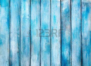 mur peint: arrière-plan de texture bois âgé grunge peints bleu Banque d
