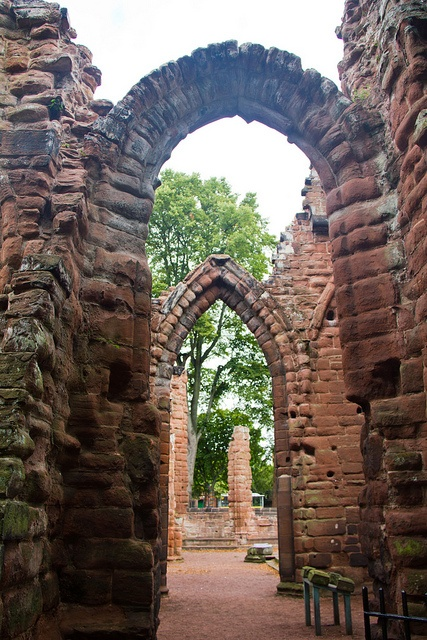 Roman Ruins, Chester, Cheshire by alan fletcher photography2, via Flickr