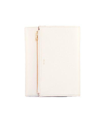 Delfonics 2014 Diary - B6 (14x19cm) - Weekly Notebook + Memo - Cream