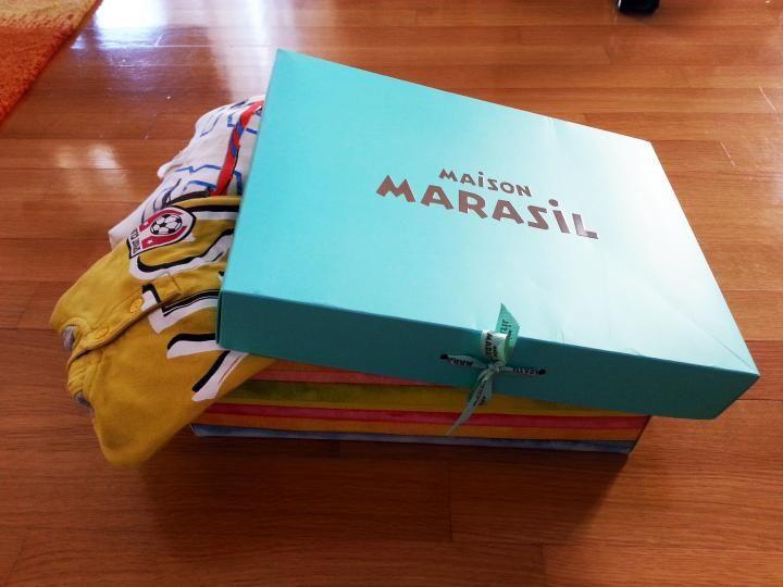 Στο Maison Marasil ψωνίζεις ποιοτικά ρούχα για παιδιά με τον πιο εύκολο και άνετο τρόπο!