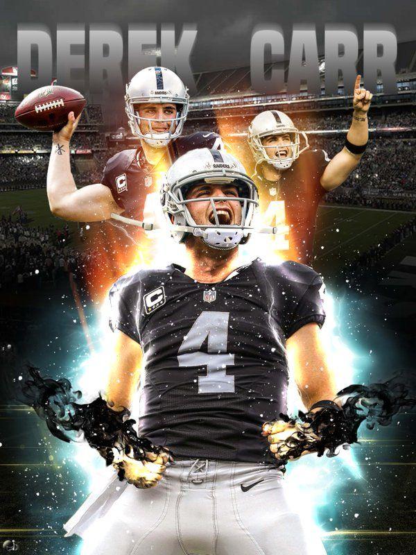 Derek Carr #Raiders