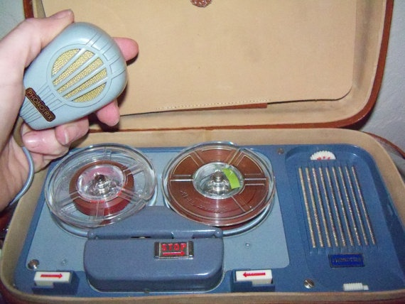 portable dictation machine