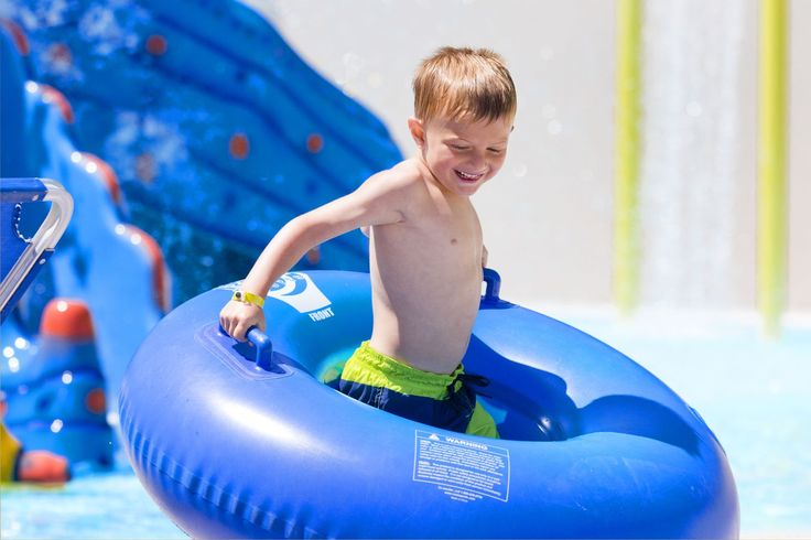 Kids just can't get enough from our Aqualand, they spend endless hours here. #Aqualand #Waterpark #Greece #GreekIsland