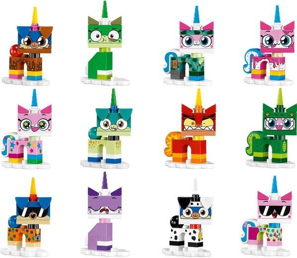 LEGO Unikitty Series 41775 Angry Unikitty