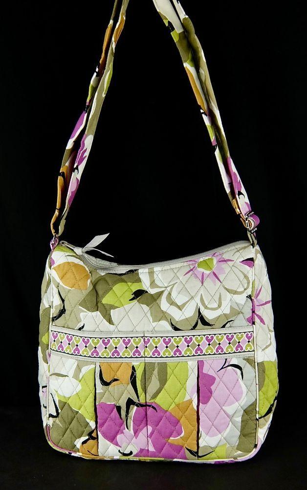 Vera Bradley Moms Day Out Bag Portobello Road Snacks Diapers Retired Pattern #VeraBradley #ShoulderBag
