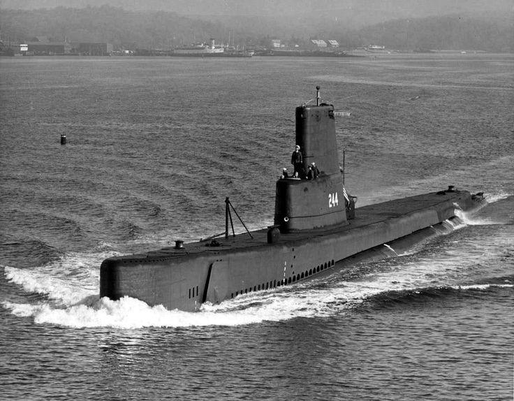 franse duikboot uit de eerste wereld oorlog