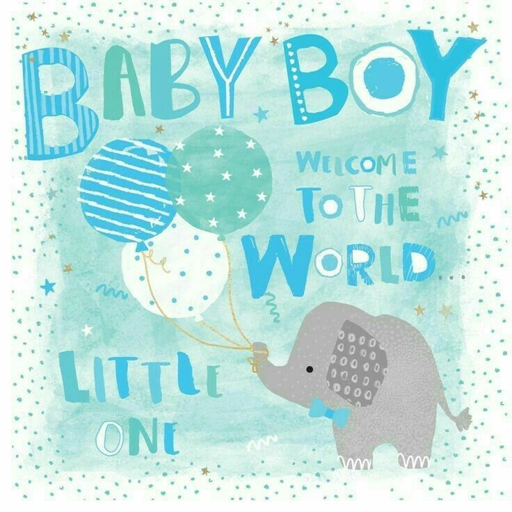 Pin By Banan Bahsas On Cards Congratulations Baby Baby Boy Quotes Wishes For Baby Boy