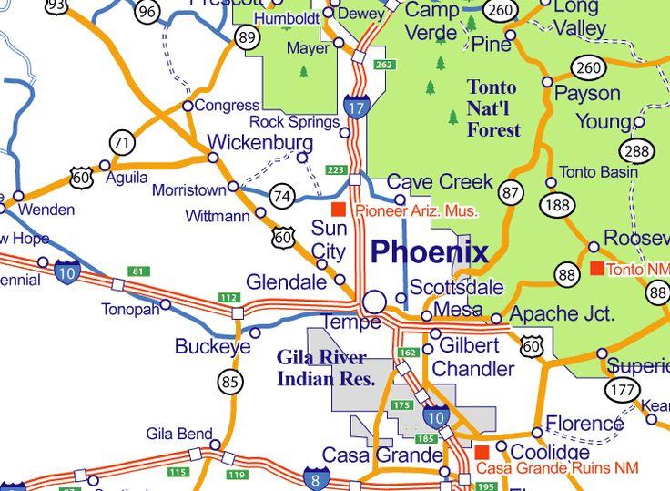 Central Arizona on Sedona Az Real Estate