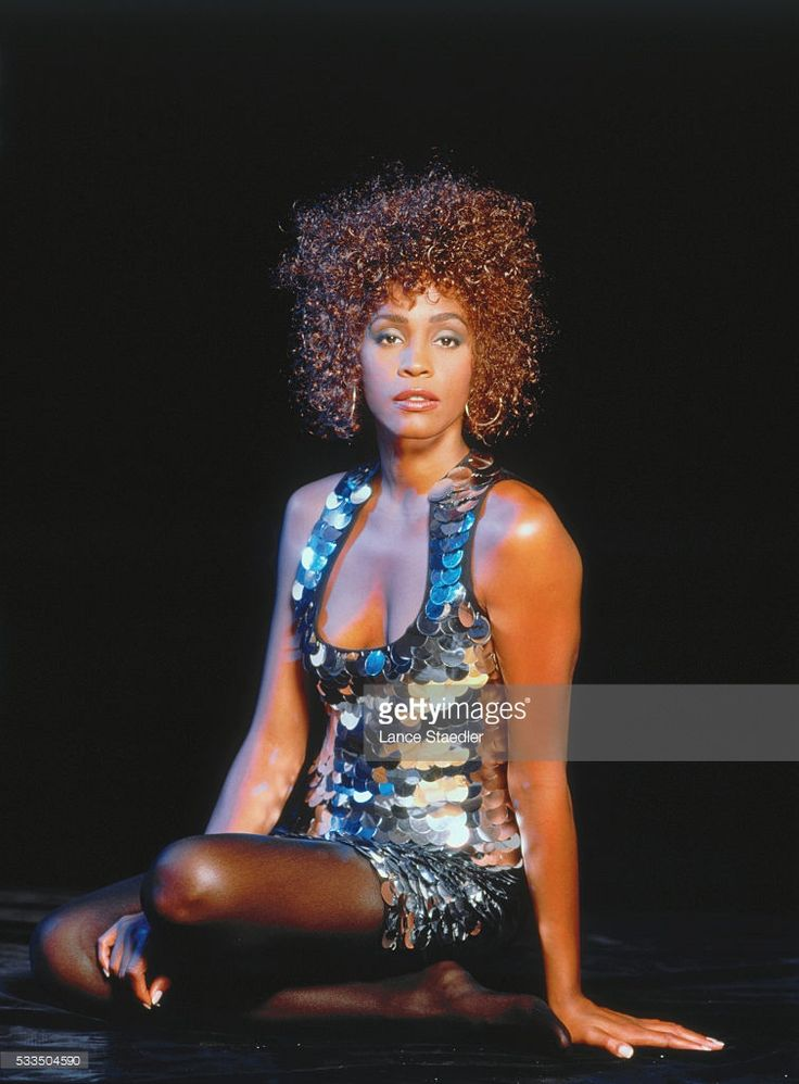 News Photo : Whitney Houston