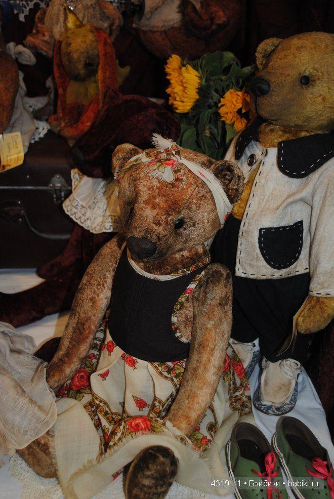 Х Международный Салон Кукол 2014. Винтаж, антиквариат и просто красота (часть 1) / Выставка кукол - обзоры, репортажи, информация, фото / Бэйбики. Куклы фото. Одежда для кукол