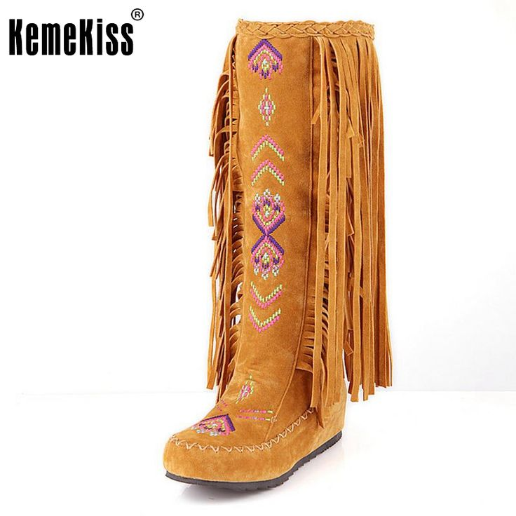 Fashion Chinese Nation Style Flock Leather Women Fringe Flat Heels Long Boots Woman Tassel Knee High Boots Size 34-43 #electronicsprojects #electronicsdiy #electronicsgadgets #electronicsdisplay #electronicscircuit #electronicsengineering #electronicsdesign #electronicsorganization #electronicsworkbench #electronicsfor men #electronicshacks #electronicaelectronics #electronicsworkshop #appleelectronics #coolelectronics