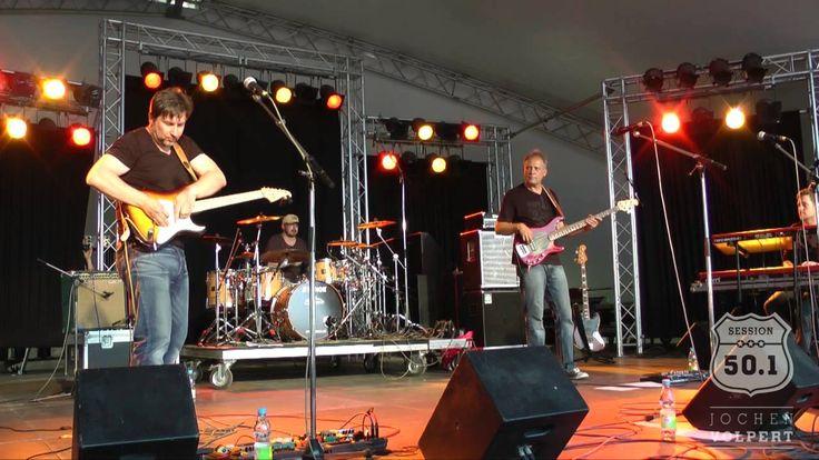 Jochen Volpert Session 50.1 - live Umsonst & Draußen Würzburg 2014
