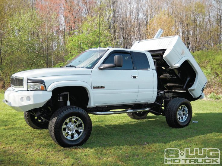 dodge ram 2500 diesel lifted