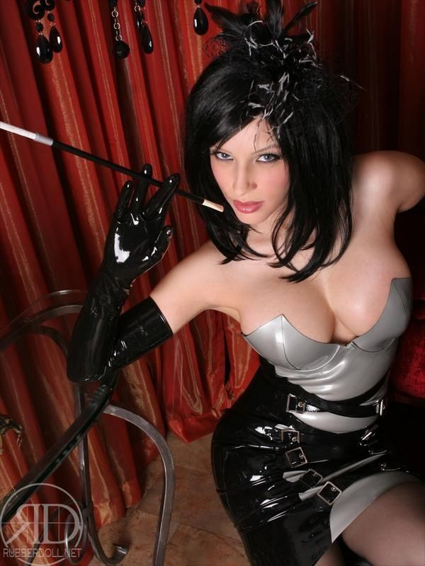 Hot latex babes rubberdoll amp shae fatale fuck with flogger