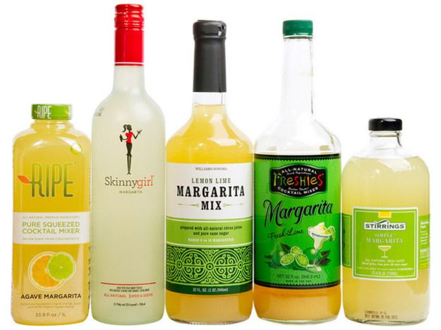Our Search for the Best Margarita Mix