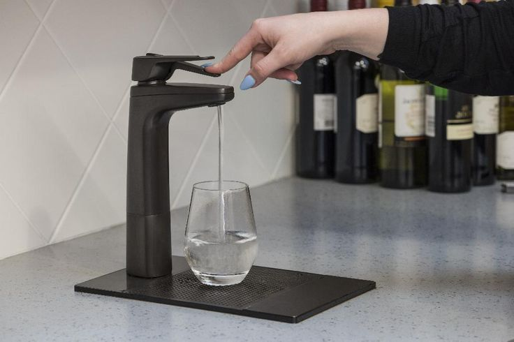 Our taps look great in-situ and here is a black finish dispenser over a black drainage font that is installed at HLW Architects. Sadly water only - we don't have one for dispensing the wine - yet...#chooseyourfavourite #billitaps #interiordesign #design #innovation