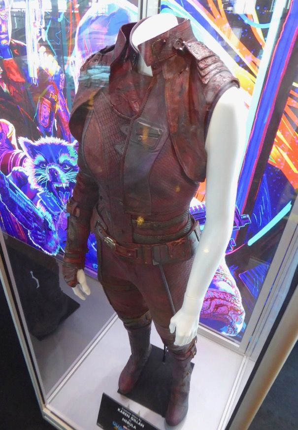 Guardians of the Galaxy Vol. 2 Nebula film costume