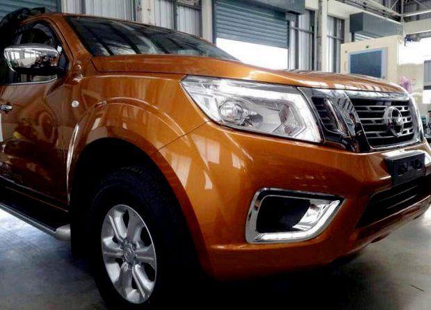 Canadauence TV: Nova geração da picape Nissan Frontier, sem camufl...