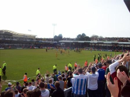Memorial Stadium, Bristol Rovers