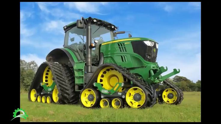 Largest farming equipment, modern agriculture technology, biggest tractor in the world