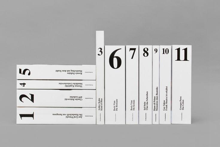 2001 Taschenbücher, published by Zweitausendeins