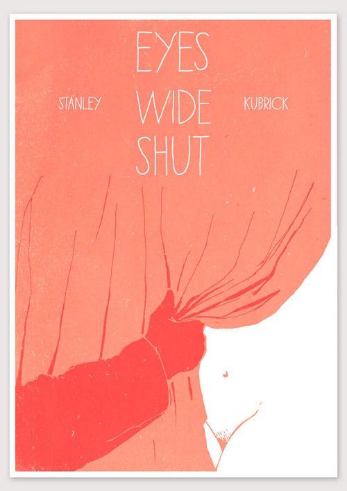 Eyes Wide Shut, Stanley Kubrick by Kevin Jayat