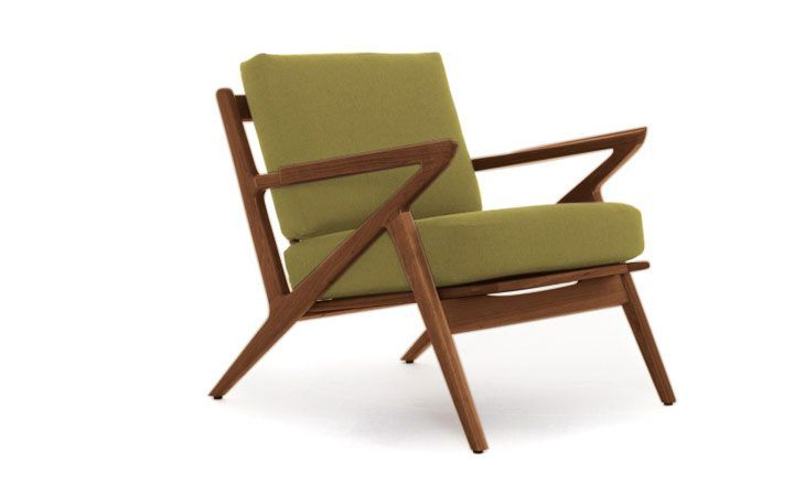 Soto Concave Arm Chair #ArmChair
