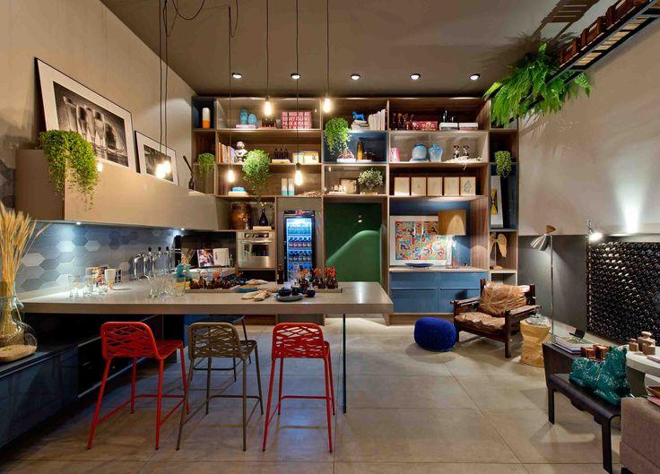 Área Gourmet: 70 Espaços Decorados para se Inspirar