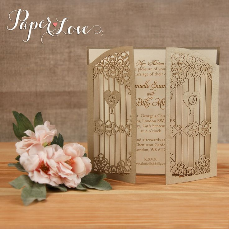 Best 25+ Personalised wedding invitations ideas on Pinterest ...