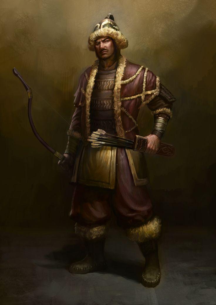 Hun Warriors | Deadliest Warrior Legends - Genghis-Khan