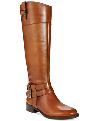 Cognac Riding Boots Women S Shoes