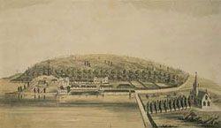 Charles Hutchkins, The penal settlement of Port Arthur, Van Dieman, 1845.